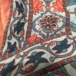 Arnhem Tops - Arnhem marigold blouse crystal